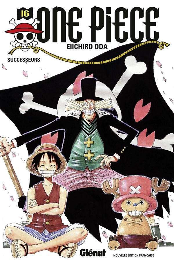 One Piece T.16 ; Successeurs