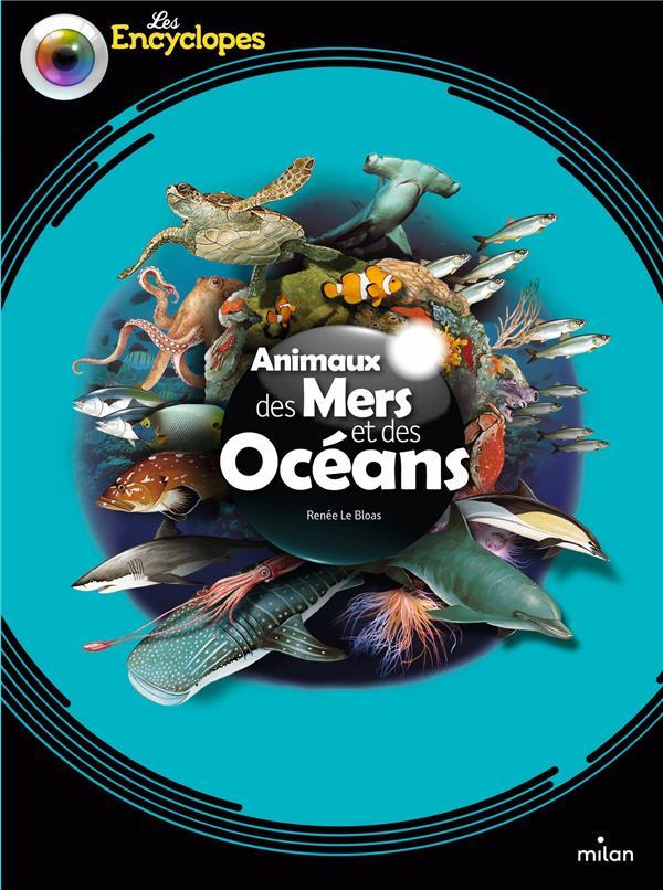 ANIMAUX DES MERS ET DES OCEANS LE BLOAS-R