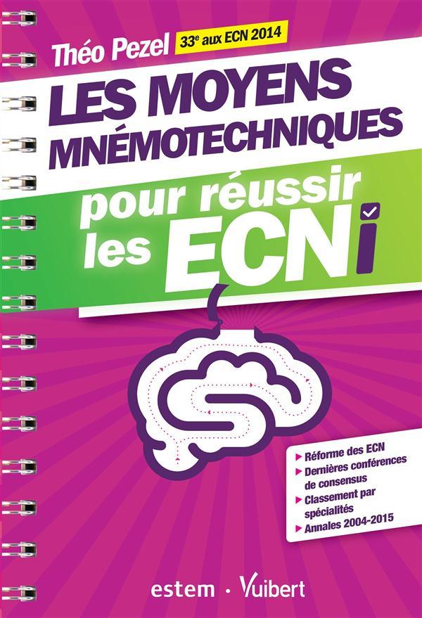 moyens mnémotechniques pour réussir les ECNi