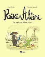 Vente Livre Numérique : Kiki et Aliène, Tome 03  - Paul Martin