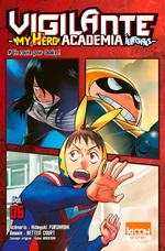 Vente Livre Numérique : Vigilante - My Hero Academia Illegals T05  - Kohei Horikoshi