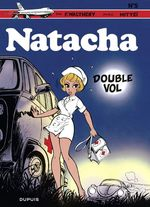 Natacha - tome 5 - Double vol  - Mittei - Francois Walthery
