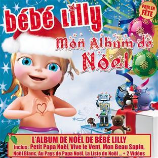 mon album de Noël