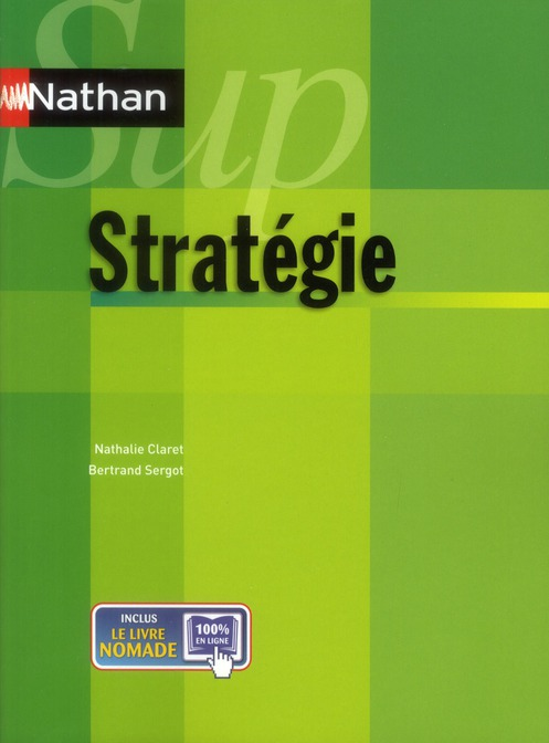 Nathan Sup; Strategie