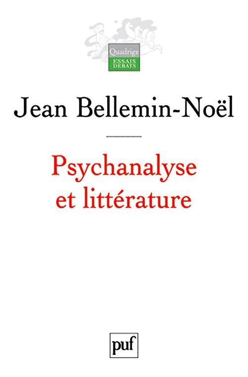 Psychanalyse et littérature (2e édition)
