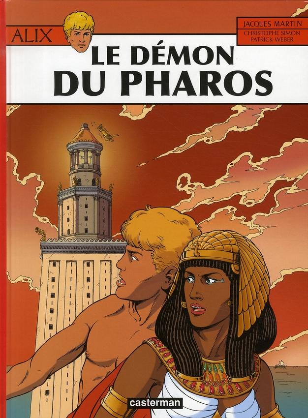 Alix T.27 ; le démon du Pharos