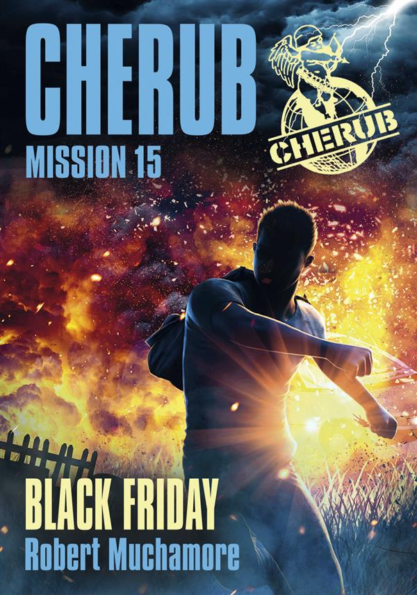 Cherub mission T.15 ; black friday