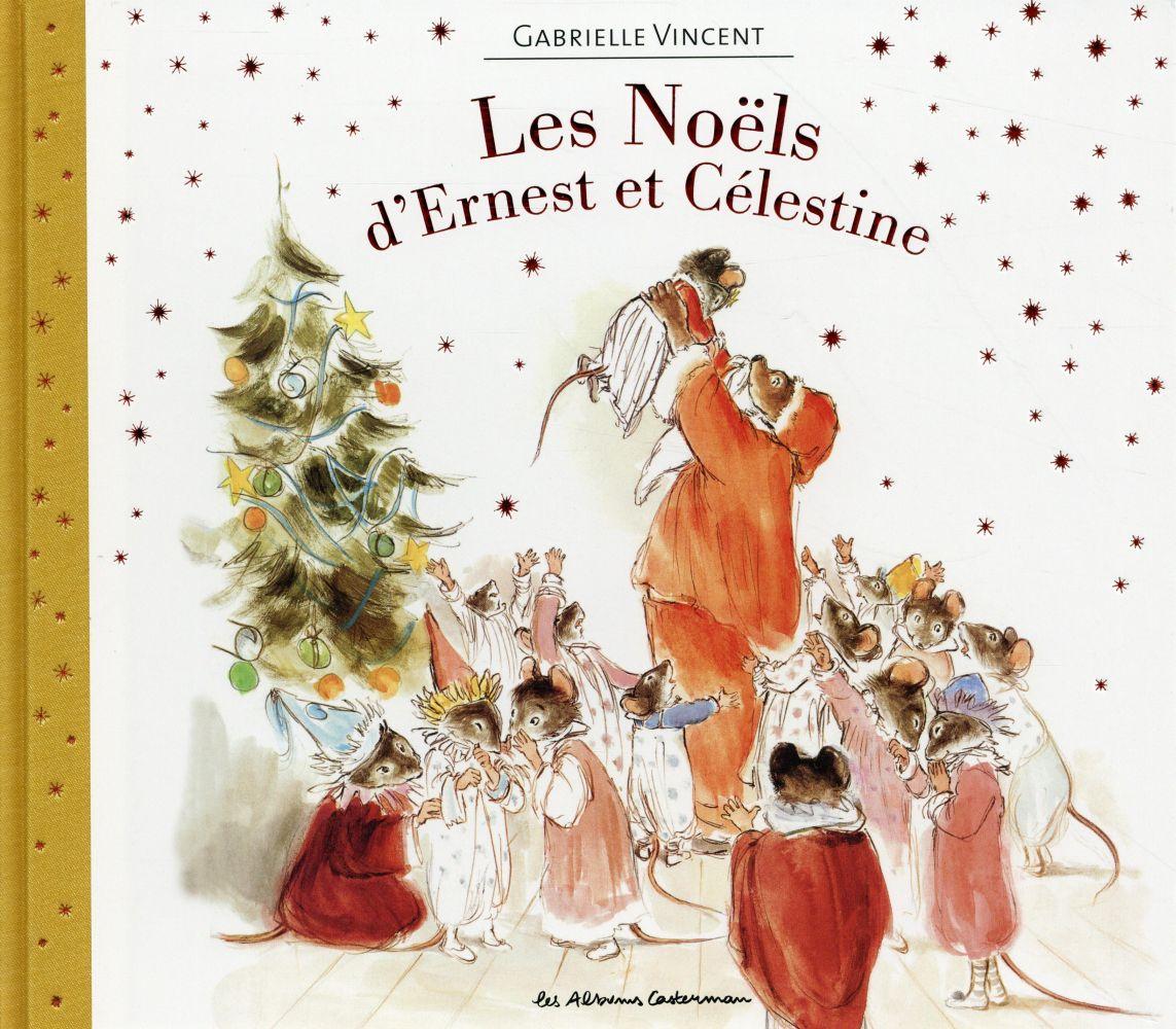 Ernest et Célestine ; les Noëls d'Ernest et Célestine