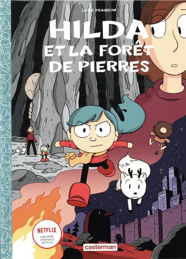 Hilda t.5 ; Hilda et la forêt de pierres (édition 2018)