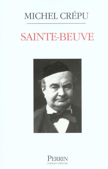 Sainte beuve