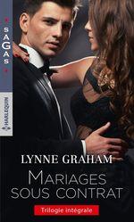 Vente Livre Numérique : Mariages sous contrat  - Lynne Graham