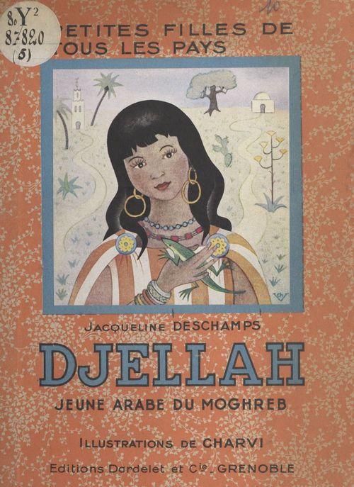 Djellah, jeune arabe du Moghreb