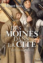 Vente Livre Numérique : Des moines dans la cité  - Bernard Hours