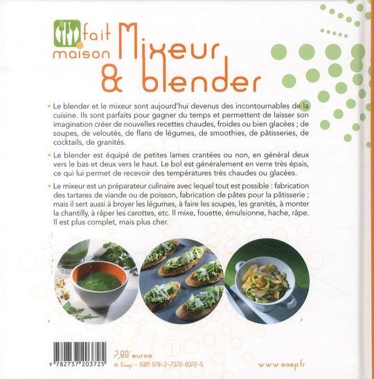 Mixeur & blender