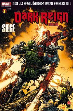 Marvel Heroes - Dark Reign T.4; Siege