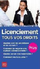 Licenciement (édition 2021)