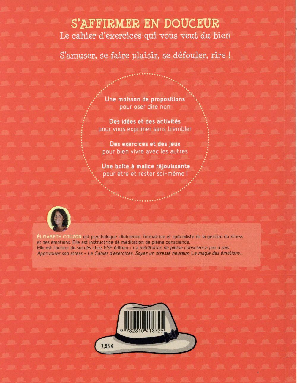 S Affirmer En Douceur Anne Brunet Elisabeth Couzon Esf Prisma Grand Format Le Hall Du Livre Nancy