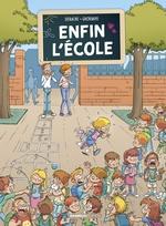 Vente EBooks : Enfin l'école - Tome 1  - Jérôme Derache