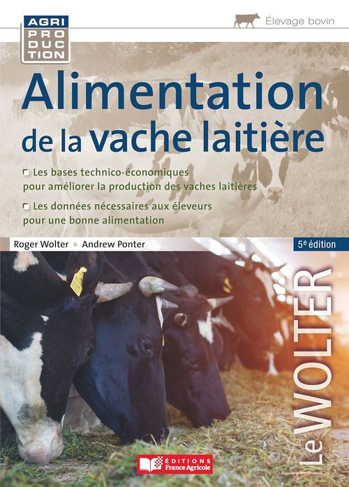 Alimentation de la vache laitière, 5e édition