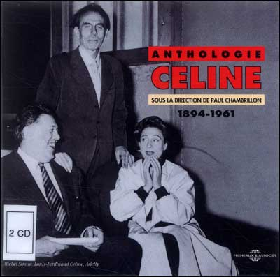 Anthologie Celine