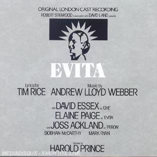 Evita-Original London Cast Recording
