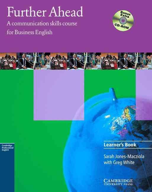 FURTHER AHEAD LEARNER'S BOOK WITH BEC PRELIMINARY PREPARATION COURSE - ON CD-ROM WINDOWS