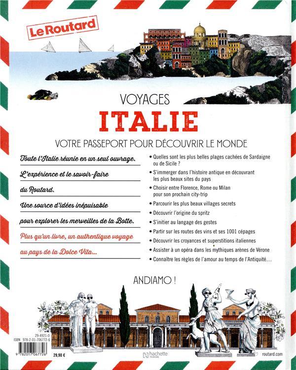 voyages ; Italie, tout un monde à explorer