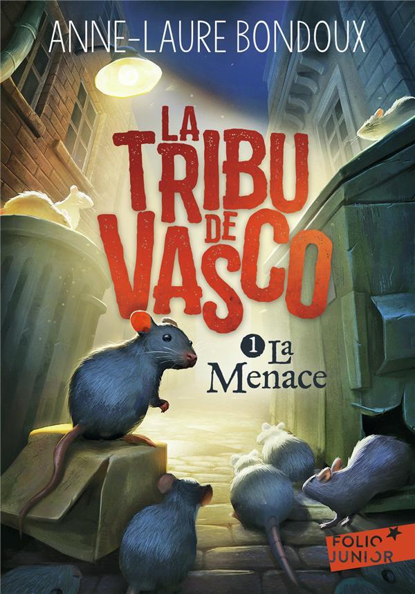 la tribu de Vasco t.1 ; la menace