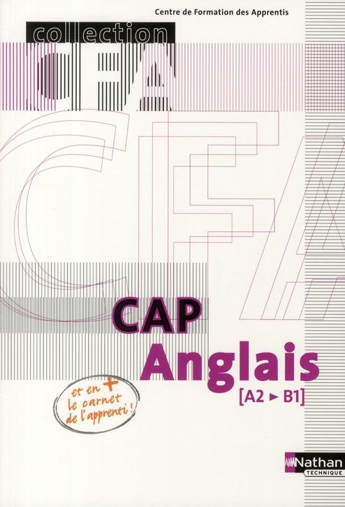 Aglais ; Cap En Cfa ; A2/B1 ; Livre De L'Eleve (Edition 2008)