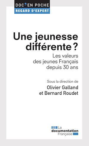 Une jeunesse différente ? les valeurs des jeunes francais dépuis 30 ans