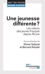 Vente Livre Numérique : Une jeunesse différente ?  - Olivier Galland - Bernard Roudet