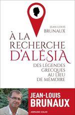 Vente Livre Numérique : À la recherche d'Alésia  - Jean-Louis Brunaux