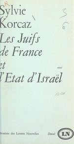 Les Juifs de France et l'État d'Israël