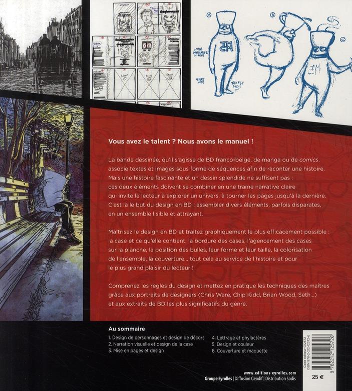 Design BD ; le manuel indispensable