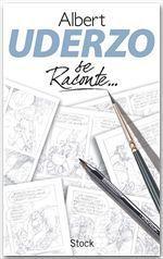 Vente Livre Numérique : Uderzo se raconte  - Albert Uderzo