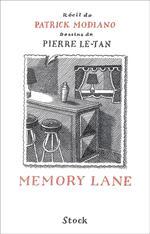 Couverture de Memory Lane