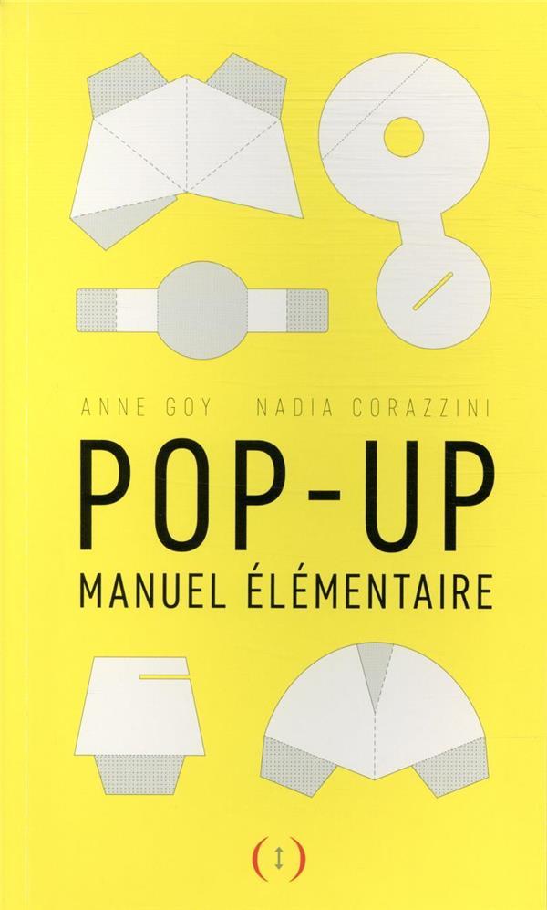 Pop up ; manuel élémentaire