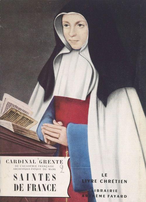 Saintes de France  - Georges Grente