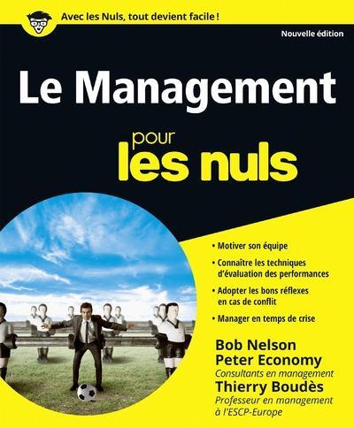 Le management pour les nuls (3e édition)