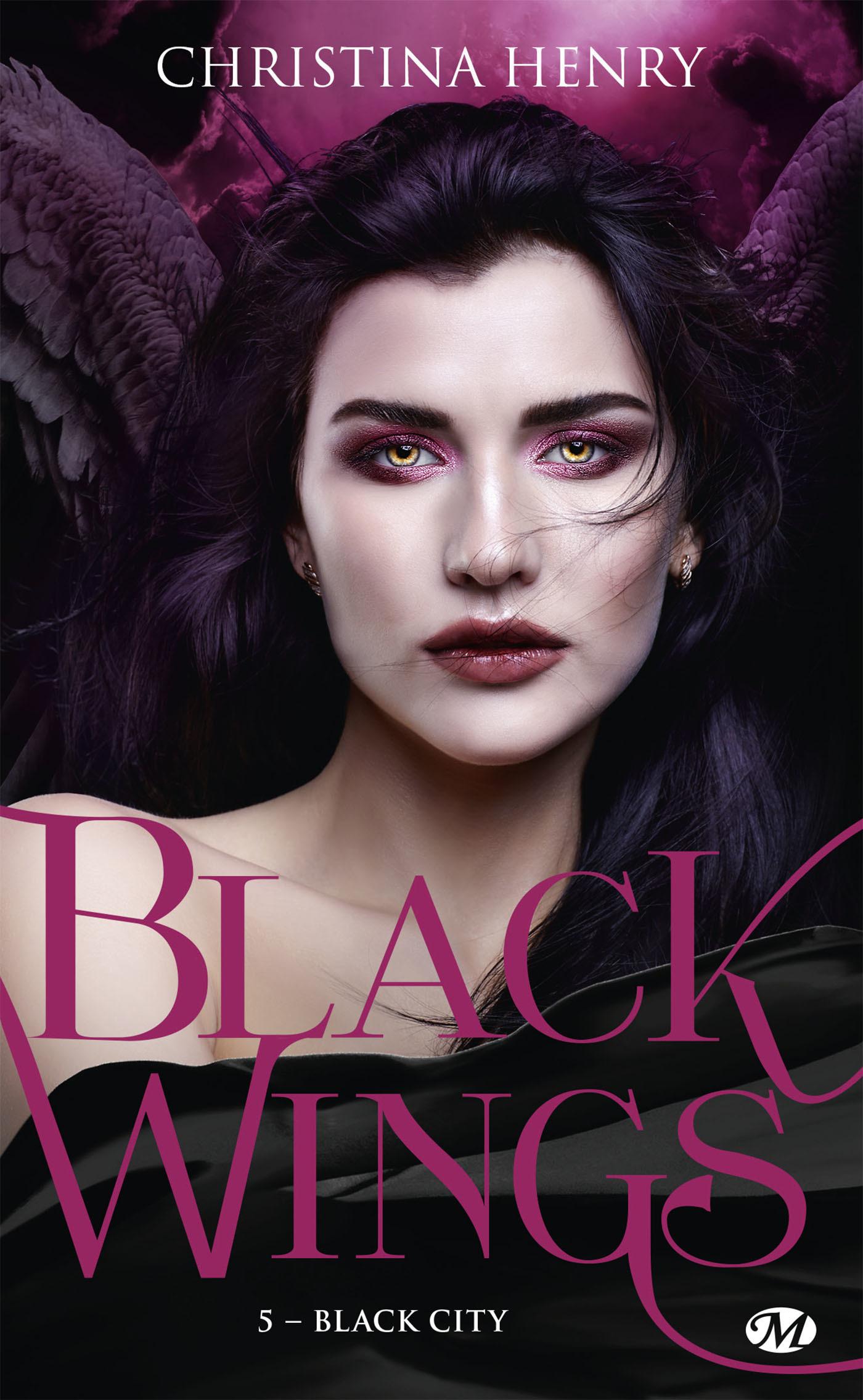 Black wings T.5 ; black city