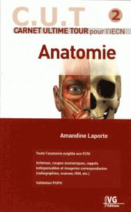Carnet ultime tour pour l'iecn anatomie