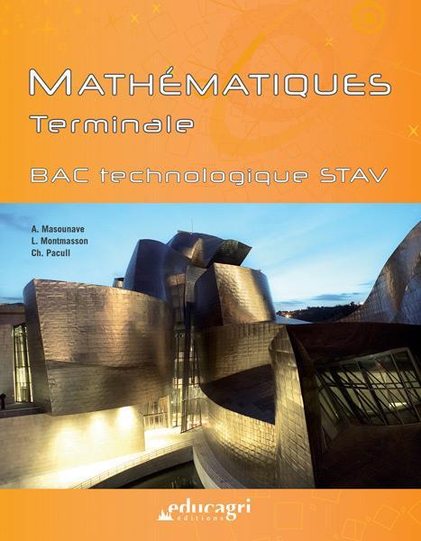 mathématiques ; bac technologique STAV ; terminale