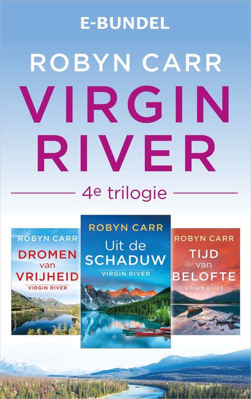 Virgin River 4e trilogie - Robyn Carr - ebook
