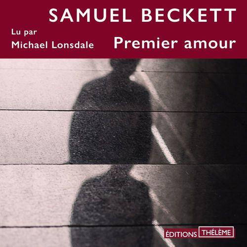 Vente AudioBook : Premier amour  - Samuel BECKETT