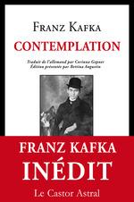 Vente Livre Numérique : Contemplation  - Franz Kafka