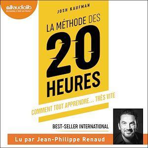 Vente AudioBook : La Méthode des 20 heures  - Josh Kaufmann