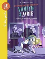 Vente EBooks : Les aventures hyper trop fabuleuses de Violette et Zadig, Tome 03  - Mr Tan