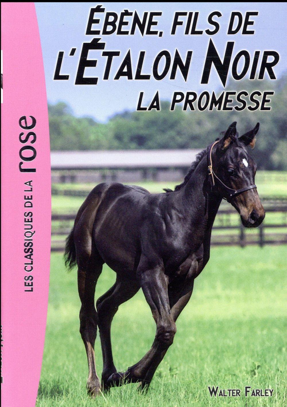 L'étalon noir T.21 ; Ebène, fils de l'Etalon noir t.1 ; la promesse