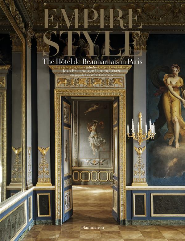 Empire style - the hotel de beauharnais in paris