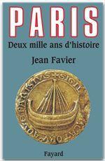 Paris 2000 ans d'histoire
